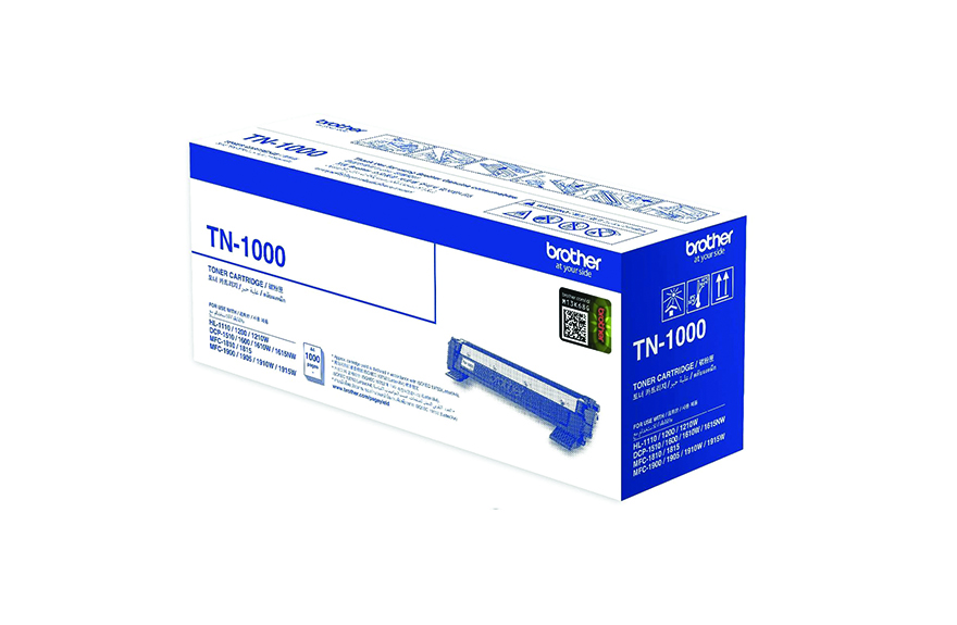 Brother TN1000 Black Toner