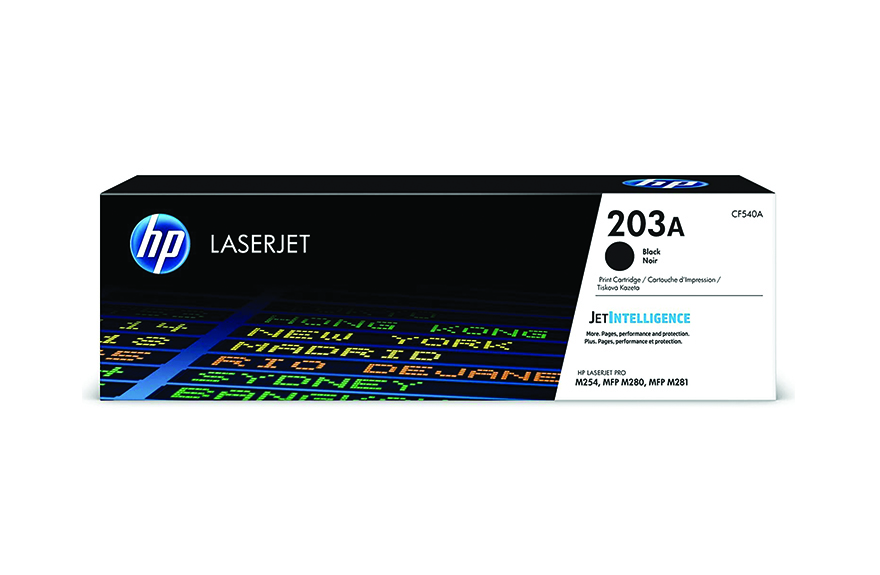 Hp CF540A /203A Black Toner