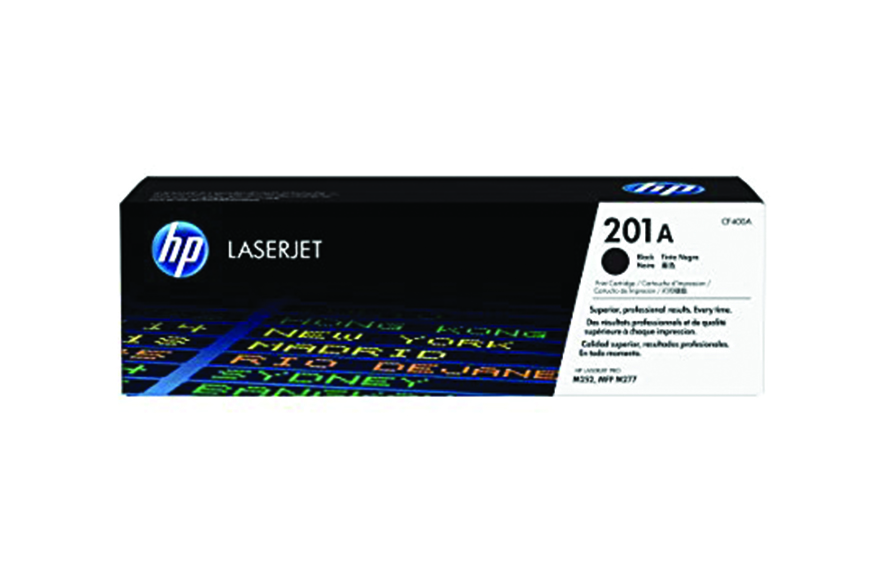 Hp CF400A / 201A Black Toner